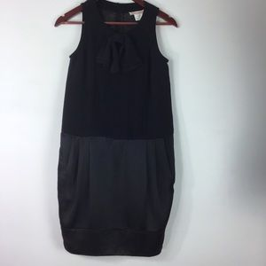 Rebecca Taylor Black Silk Dress